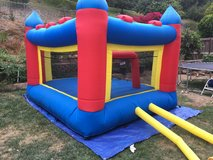 bounce house in Camp Pendleton, California