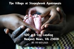 FREE washer/dryer! Wood Flooring! 2 Bedroom 1000 sq ft APARTMENT! in Gloucester Point, Virginia