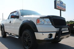"2008 Ford F-150 Lariat Ext Cab 4X4 ""Good Miles"" TR10407 in Lexington, Kentucky"