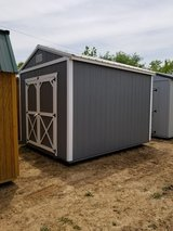10'x12 Utility Shed in Fort Leonard Wood, Missouri