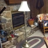 Glass table floor lamp in Pleasant View, Tennessee