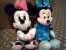 2 MINNIE MOUSE DOLLS in Fort Campbell, Kentucky
