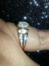 14k Yellow Gold Diamond Ring in Orland Park, Illinois