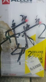 2 Bike Car Trunk Rack New in Fort Knox, Kentucky