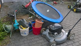 DAILY JUNK REMOVAL,  TRASH HAULING AND DEBRIS DISPOSAL,  PICK UP AND DELIVERY in Wiesbaden, GE