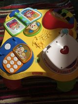 FisherPrice activity table in The Woodlands, Texas