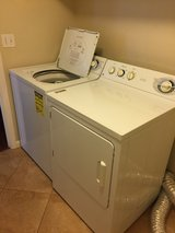 FREE Washer/Dryer (Available 26 Jun) in Travis AFB, California