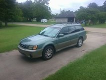 2004 Subaru Legacy Wagon (Great condition, Leather interior + more) in Fort Polk, Louisiana