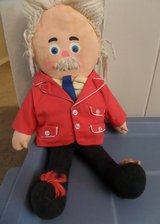 Vintage Captain Kangaroo Doll in Houston, Texas
