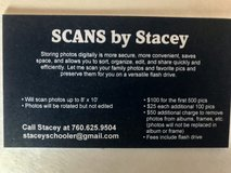 SCANS by Stacey in Yucca Valley, California
