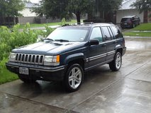 Simple Jeep 4x4 Cherokee in Cleveland, Texas