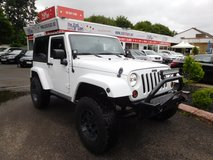 '11 JEEP WRANGLER SAHARA in Spangdahlem, Germany