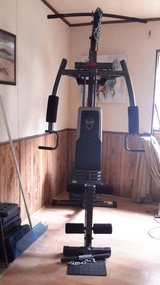 Home gym in Byron, Georgia