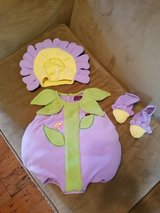 Children's Place Baby Flower Costume, Size 0-6M in Fort Campbell, Kentucky