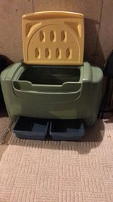 toy box with drawers in Naperville, Illinois