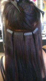 HAir Extensions Tape or Clip in in Oceanside, California