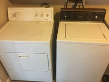 Washer and Dryer Combo in Westmont, Illinois