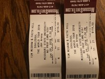 Tim McGraw and Faith Hill tickets in Fort Leonard Wood, Missouri
