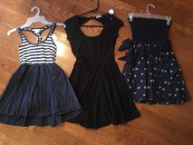 Junior Girls Dresses (3) Abercrombie Fitch in Fort Campbell, Kentucky