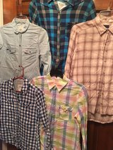 Junior Girls Shirt collection SZ S / Hollister/ AF/ American Eagle (5) in Fort Campbell, Kentucky