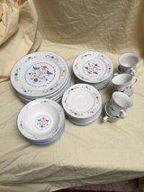 Stoneware Dishes in Vacaville, California