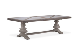 Marble Top Table with Urn Base 9Ft. in Fort Campbell, Kentucky