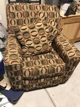 Upholstered Recliner in Beaufort, South Carolina