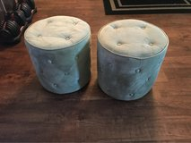 ottomans (set of 2) in Beaufort, South Carolina