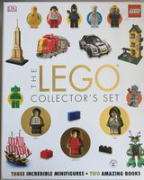 Lego Collector's Set: 2 Book Box Set with Minifigures in New Lenox, Illinois