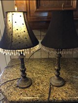 Set of 2 lamps in Baytown, Texas