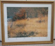 Framed Art Print - Renoir in Kingwood, Texas