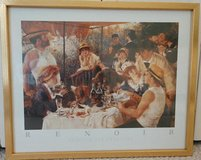 Framed Art Print-Renoir in Kingwood, Texas