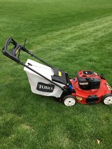7.25 HP. Toro personal pace self propel lawn mower bag. in Naperville, Illinois