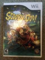 Scooby Doo the spooky swamp Wii - in Tinley Park, Illinois