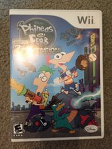 Phineas and Ferb: Across the Second Dimension Wii in Westmont, Illinois