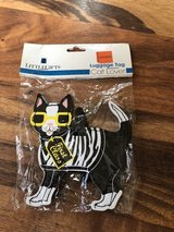 NEW cat lover luggage tag in Plainfield, Illinois