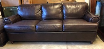 Leather Sofa in Tacoma, Washington