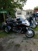 Honda Goldwing TRIKE with reverse and stereo in Pasadena, Texas