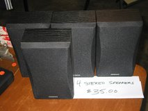 Onkyo Speakers for Sale in Plainfield, Illinois