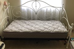 twin day bed and mattress in Okinawa, Japan