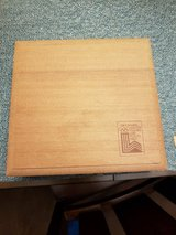 REDUCED Lake Placid Wood Cigar Box in 29 Palms, California
