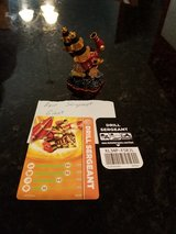 Skylanders Video Game Figure Giants Series Drill Sargeant in Naperville, Illinois