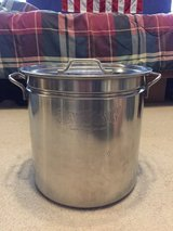 Bayou Classic 1036 Stainless Steel Stockpot, 36 Quart in Spring, Texas