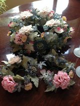 PartyLite Set of 3 Candle Flower Wreaths - $10 in Naperville, Illinois