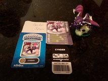 Skylanders Video Game Figure Spyro Series Cynder in Sandwich, Illinois