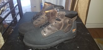 Steel Toe Boots in Camp Pendleton, California