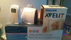 Philips Avent baby monitor in Fort Lewis, Washington