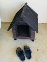 Doggie house, water resistant in Okinawa, Japan