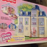 Fisher Price Loving Family Sweet Sounds Dollhouse in Chicago, Illinois