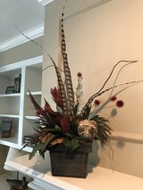 Embossed Tin Arrangement with Naturals in Spring, Texas